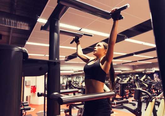 Want to do a Pull Up? 3 Progressions to Help Get You There! 2