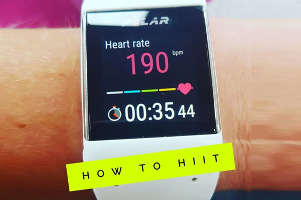 How To HIIT! 4