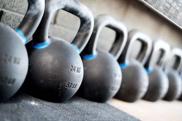 Try This Full Body Kettlebell Workout